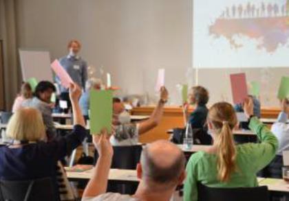Auftakt des Zukunftsdialogs 18. September